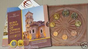 2016 CIPRO 8 monete 3,88 EURO chypre chipre cyprus zypern Кипр Κύπρος 塞浦路斯