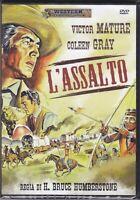 Dvd **L'ASSALTO** con Victor Mature Coleen Gray nuovo 1948
