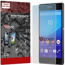 """Pellicola in Vetro Temperato Per Sony Xperia Z3 + Plus E6553 Salva Schermo 5.2"""""""