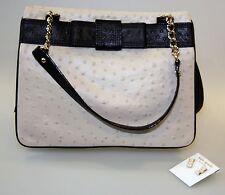 ORIGINAL KATE SPADE NEW YORK Small Bag new tag creamblack Earrings&Gift&Dust bag