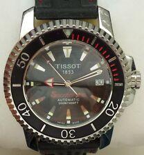 Tissot Seastar 1000 Automatik Taucheruhr Full Set ETA 2824-2 Diver Watch HAU