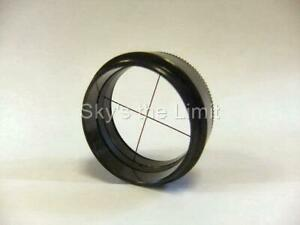 """1.25"""" eyepiece cross wire/cross hair reticle attachment"""
