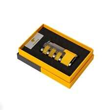Cohiba Lighter Windproof 3 Torch Jet Lighter Cohiba Cigar Lighter with Punch
