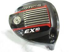 Used Tour Edge Exotics EX10 12* Driver (Head Only) Exotics Driver 12