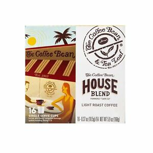 House Blend Coffee Kcups 64ct (4-16pks/64 Kcups) Best by 6/29/20201