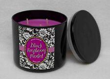 Bath & Body Works Black Raspberry Merlot 3 Wick 14.5 oz Candle