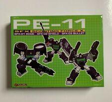 Effetto perfetto PC-15 ginrai Optimus UPGRADE Set Jinrai Transformers Natale LG 35