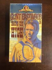 Hang Em High (VHS, 1988) Clint Eastwood VHSshop.com