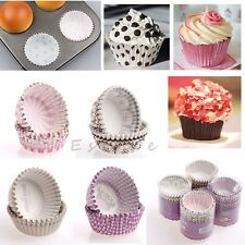 150pcs Paper Cake Cupcake Liner Case Wrapper Muffin Baking Cup Wedding Party