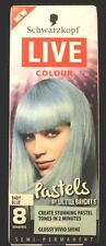 Schwarzkopf LIVE Colour Pastels Semi-Permanent Hair Color - Baby Blue