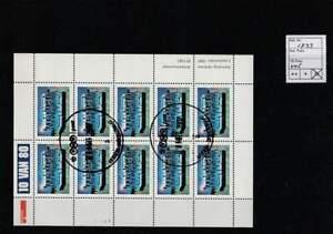 Nederland gestempeld 1997 used sheet V1733 - Jongerentrends