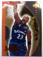 2002 01-02 Upper Deck Inspirations Michael Jordan #90, Wizards, HOF