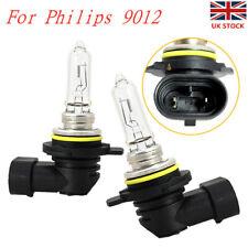 Fits For Philips 9012LL/HIR2 Bulb 12V 55W Long Life Version Performance.X1 UK