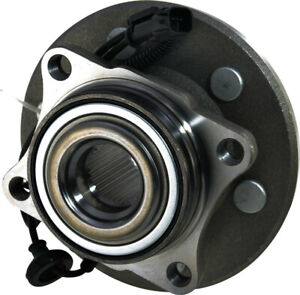 Wheel Bearing and Hub Assembly Rear Autopart Intl 1411-480988