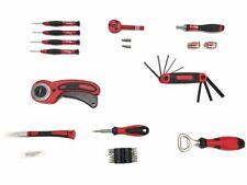 POWERFIX® Mini-Werkzeug schraubendreherset Hobbymesser ratschengriff