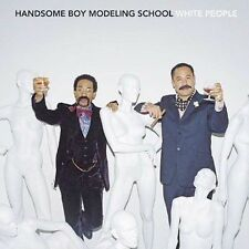 Handsome Boy Modeling School, White People (Clean), Very Good Clean