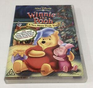 Winnie The Pooh - A Very Merry Pooh Year DVD Disney
