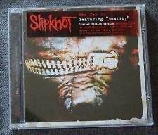 Slipknot, vol 3 : (the subliminal verses), CD