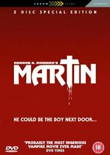 Martin (2 Disc Special Edition) [1977] [DVD] - DVD  U6VG The Cheap Fast Free
