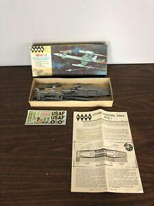 vintage Hawk Model Company BETA-I Atomic Powered Bomber XAB-1 Kit