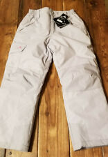 Vertical9 New Snow pants size 7-8 Gray