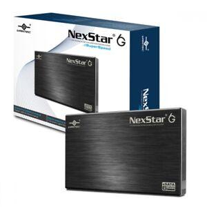 """Vantec NexStar 6G 2.5"""" SATA III 6 Gb/s to USB 3.0/eSATA SSD/HDD Enclosure"""