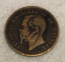 1862 Vittorio Emanuele 5 centesimi