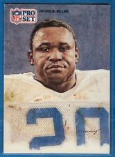 Barry Sanders, All-Nfc Team, 1991 Nfl Pro Set #388, Lions