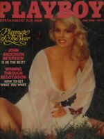 Playboy June 1980 | Playmate of the Year Dorothy Stratten Ola Ray      #8210
