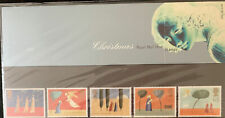 GB Post Office Royal Mail Presentation Pack 272 Mint Stamps: 1996 Christmas