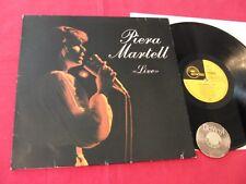 LP Piera Martell Live Germany 1976 Crystal 056 EMD 33 892 | M-