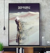 Whoosh! (by Deep Purple) Album Cover Poster Professional Grade Print