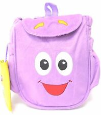 Dora the Explorer Dora Plush Mr. Backpack and Map
