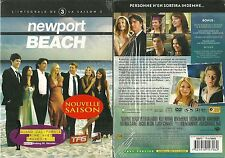 NEWPORT BEACH -L' INTEGRALE DE LA SAISON 3 ( COFFRET 7 DVD ) COMME NEUF LIKE NEW