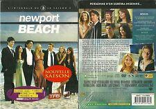 NEWPORT BEACH -L' INTEGRALE DE LA SAISON 3 ( COFFRET 7 DVD ) COMME NEUF LIKE NEW