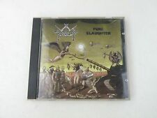 AXIS POWERS - PURE SLAUGHTER - CD IRON FIST 2005 - DEATH METAL - VG+/VG+