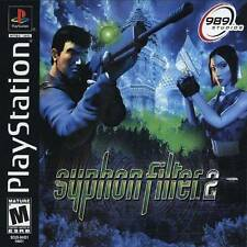 Syphon Filter 2 - PS1 PS2 Complete Playstation Game