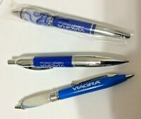 3 Heavy Viagra Drug Rep Pharmaceutical  Rare Pens Unique