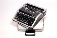 BLACK OLIVETTI LETTERA DL - serviced typewriter - Godfather