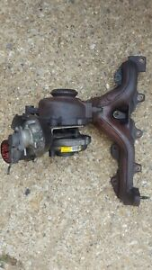 ford mondeo mk4 turbo and manifold 783583