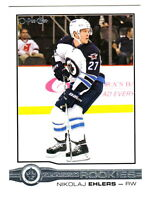 2015-16 O-Pee-Chee OPC GLOSSY ROOKIES NIKOLAJ EHLERS RC Jets Retail Exclusive