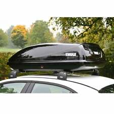 THULE Ocean 100 Car Roof Box in Gloss Black - 360 Litre Size NEW IN STOCK