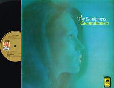 THE SANDPIPERS Guantanamera VINYL LP John Lennon A&M UK 1970 AMLB1004 A2/B2 @VGC