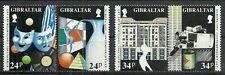 CEPT 1993/Gibilterra MiNr 654/57 ** 2 coppie