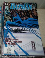 BATMAN #462  SPIRIT OF THE BEAST PT 1   DC  1991
