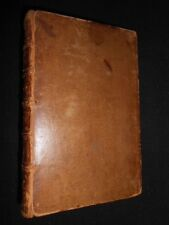 Samuel Davies (Princeton, NJ) 1771 Sermons on the Most Useful Important Subjects
