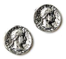 Roman Coin Cufflinks