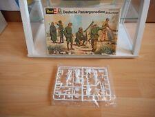Modelkit Revell Deutsche panzergrenadier Afrika Korps on 1:35 in Box