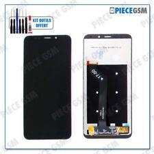 ECRAN LCD + VITRE TACTILE POUR XIAOMI REDMI 5 PLUS NOIR + outils + colle b7000