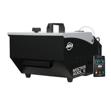 ADJ MISTER KOOL II - Portable 700W Low Lying Fog Dry Ice Effect Machine + Remote